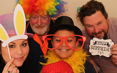 Birthday Photo Booth Hire Melbourne