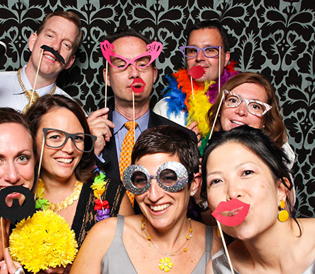 Corporate Events Photo Booth Hire