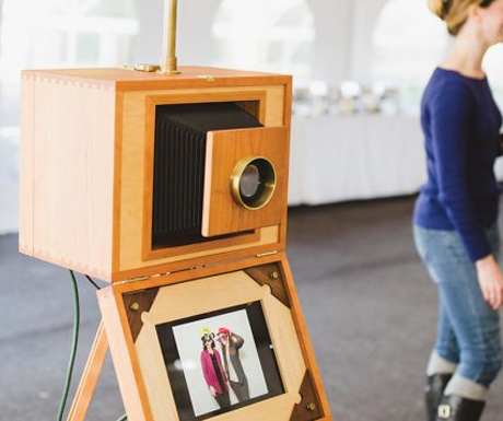 Open Air Photo Booth Hire Melbourne