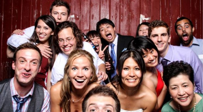 "Add Fun and Frolics to Your Event with ""Think Photo Booths"" Packages"